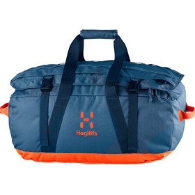 Haglöfs Cargo 40 Duffel Bag Blue Ink/Sunset